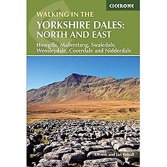 Walking in the Yorkshire Dales: North and East Walks (Cicerone Walking Guide)