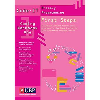 Code-IT Workbook 1: First Steps in Programming using Scratch (Code-IT Primary Programming)