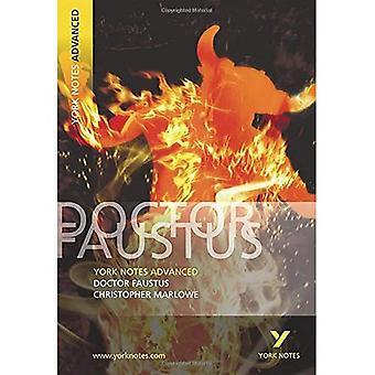 York Anteckningar Avancerad på Dr.Faustus av Christopher Marlowe (York Anteckningar Avancerad)