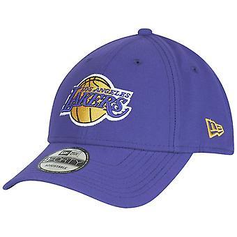 New era Cap - NBA LEAGUE Los Angeles Lakers purple 9Forty