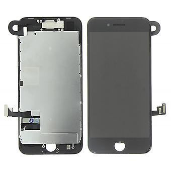 Stuff Certified ® iPhone 8 Plus Pre-assembled Screen (Touchscreen + LCD + Parts) AAA + Quality - Black + Tools