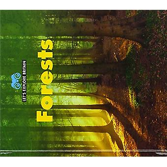 Forests by James Nixon - 9781474758987 Book