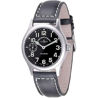 Zeno-watch montre taille moyenne pilote limited edition 4187-9-a1