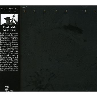 Fred Frith - Eye oor 3 [CD] USA importeren