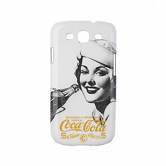 Coca Cola Cases Cover unisex white
