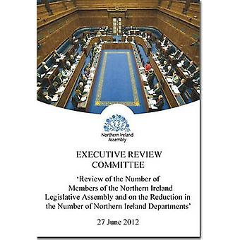 Review of the Number of Members of the Northern Ireland Legislative A