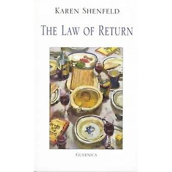 The Law of Return by Karen Shenfeld - 9781550710922 Book
