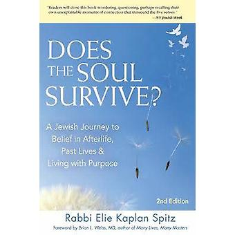 Does the Soul Survive? - A Jewish Journey to Belief in Afterlife - Pas