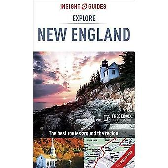Insight Guides - Explore New England by Insight Guides - 9781780056838
