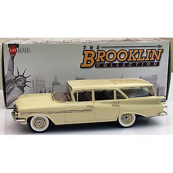 بروكلين بروك 145A 1959 شيفروليه بروكوود 4-باب محطة عربة