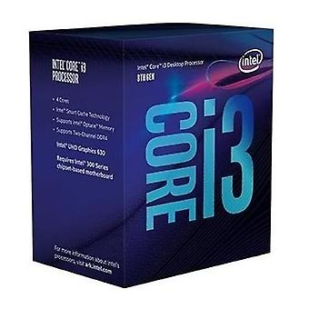 Intel Core I3-9100 CPU, 1151, 3.6 GHz (4.2 Turbo), Quad Core, 65W, 14nm, 6MB Cache, Coffee Lake Refresh