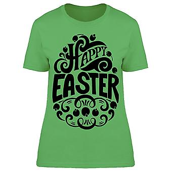 Happy Easter Celebration Tee Women's -Image by Shutterstock
