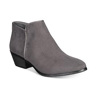 Stijl & co. Women's Wileyy ronde teen enkel mode laarzen