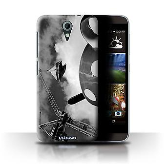 STUFF4 Case/Cover for HTC Desire 820 Mini/Fancy a Cuppa/Imagine It