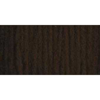 Craft Yarn 20 Yards Dark Brown 100 21