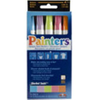Painter's Opaque Paint Markers 5 Pkg Sherbet Swirl Opm 7524