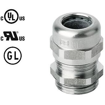 Cable gland with strain relief M63 Stainless steel Stainless steel Jacob 50.663 ES 1 pc(s)