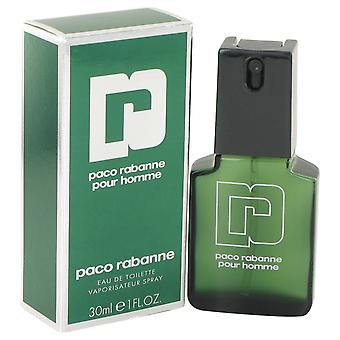 Paco Rabanne By Paco Rabanne Edt Spray 30ml