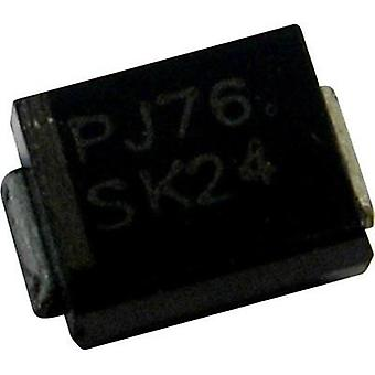Zener diode 1SMB5933 Enclosure type (semiconductors) DO 214AA PanJit Zener voltage 22 V ATT.NUM.P_TOT 1.5 W