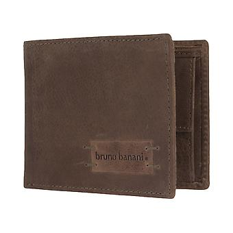 Bruno banani mens wallet plånbok Brown/Cognac 2750