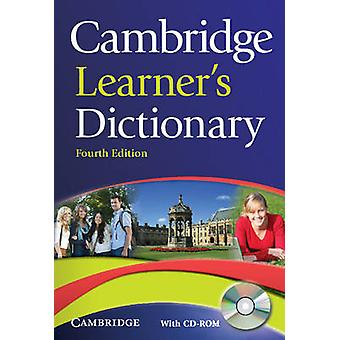 Cambridge Learners Dictionary with CDROM by IDM
