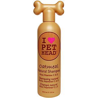 Pet Head Shampoo Oatmeal 355ml