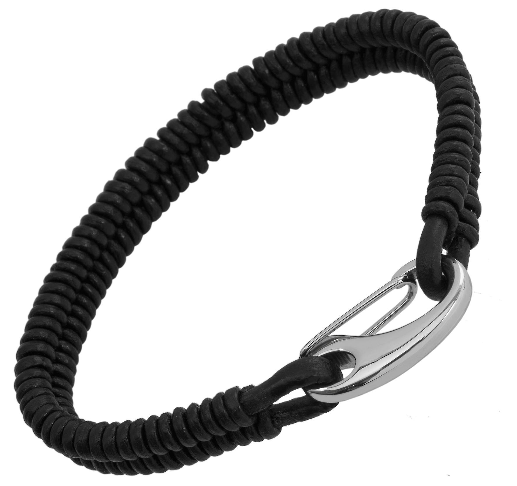 Burgmeister Leather bracelet, JBM4014-759