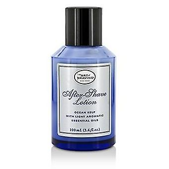 The Art Of Shaving After Shave Lotion Alcohol Free - Ocean Kelp (Unboxed) - 100ml/3.4oz