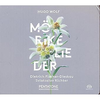 Ulv / Fischer-Dieskau / Richter - Morike Lieder [SACD] USA import