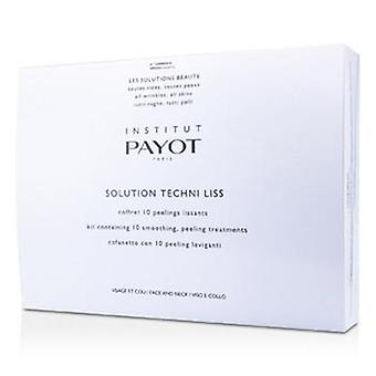 Solution Techni Liss - Smoothing & Peeling Treatments For Face & Neck (Salon Product) - 10treatments