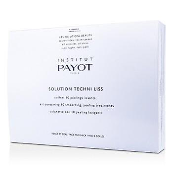 Payot oplossing Techni Liss - Smoothing & Peeling behandelingen voor gezicht & hals (Salon Product) - 10treatments
