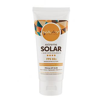 Naay Botanicals Extreme SPF 50+ Solar Cream 100 ml (Beauty , Sun creams , Sunscreens)