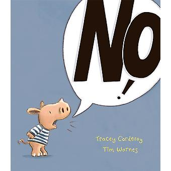 No! (Paperback) by Corderoy Tracey