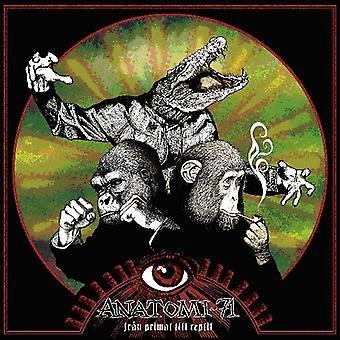Anatomi-71 - Fran Primat Till Reptil [Vinyl] USA import