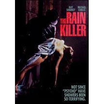 Regn Killer [DVD] USA importerer