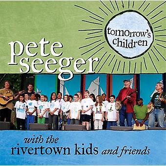 Pete Seeger & Rivertown børn - fremtidens børn [CD] USA importerer