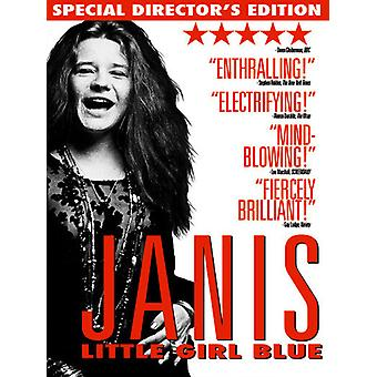 Janis: Little Girl Blue - Special Director's Ed [DVD] USA import