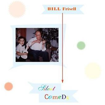 Bill Frisell - Silent Comedy [CD] USA import