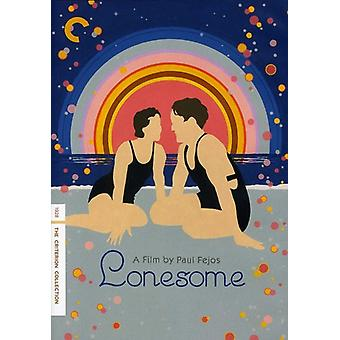 Lonesome [DVD] USA importerer