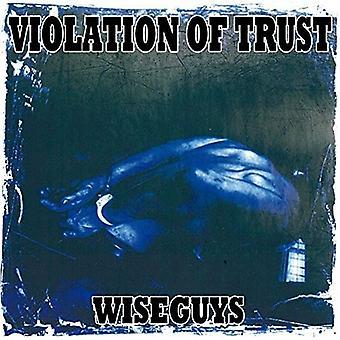 Krænkelse af tillid - Wiseguys [Vinyl] USA import