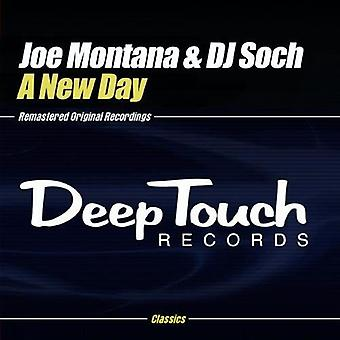 Joe Montana & DJ Soch - New Day [CD] USA import