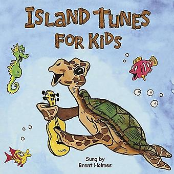 Brent Holmes - Island Tunes for Kids (Caribbean Version) [CD] USA import