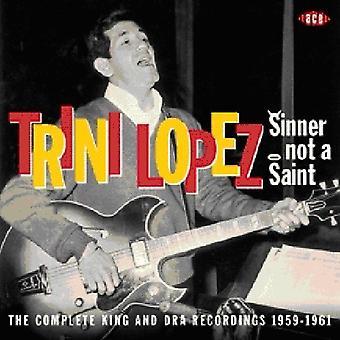 Trini Lopez - Trini Lopez: Complete King & Dra Recordings 1959-61 [CD] USA import