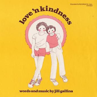 Importación de Jill Gallina - amor y bondad [CD] Estados Unidos