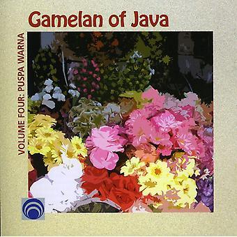 Kyai Gedhong Gedhe, Gamelan - Kyai Gedhong Gedhe, Gamelan: Vol. 4-Gamelan Java-Sørens lilla [CD] USA import