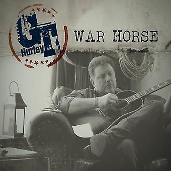 Gt Hurley - War Horse [CD] USA import