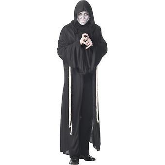 Costume Grim reaper, nero