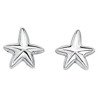 925 Silver Earring Starfish