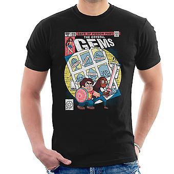 Dage af Fusion forbi Steven universet mænd T-Shirt
