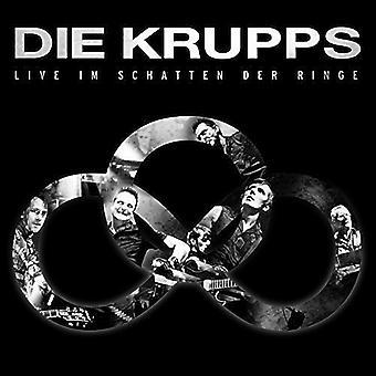 Die Krupps - Live Im Schatten Der Ringe [2CD/Dvd] [CD] USA importerer